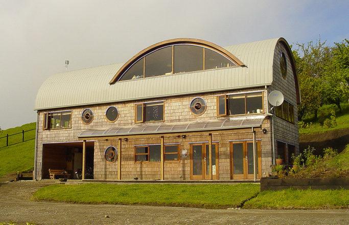 Casa Galecio | Castro, Chiloé, Chile