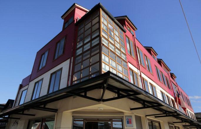 Edificio O'higgins | Castro, Chiloé, Chile