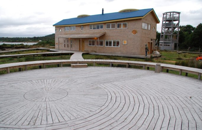 Centro de Interpretación Ambiental | Chiloé, Chile