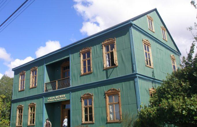 Casa Richter | Frutillar, Chile