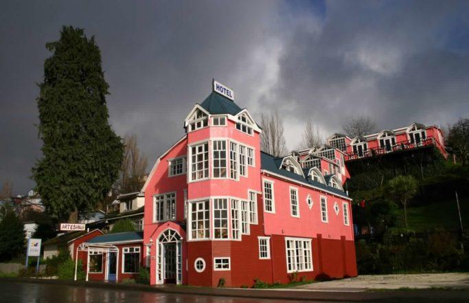 Hotel Unicornio Azul | Castro, Chiloé, Chile
