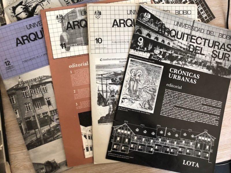 Artículos en Revistas Especializadas