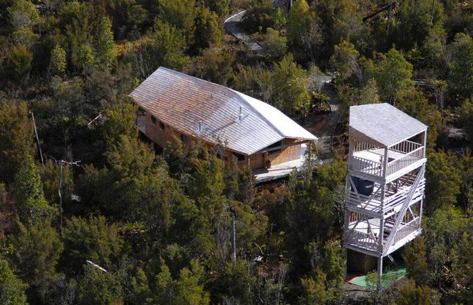 Chaiguata | Casa Camping – Parque Tantauco, Chiloé