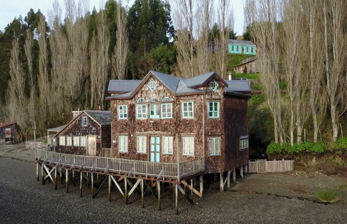 Palafito Tongoy | Chiloé, Chile
