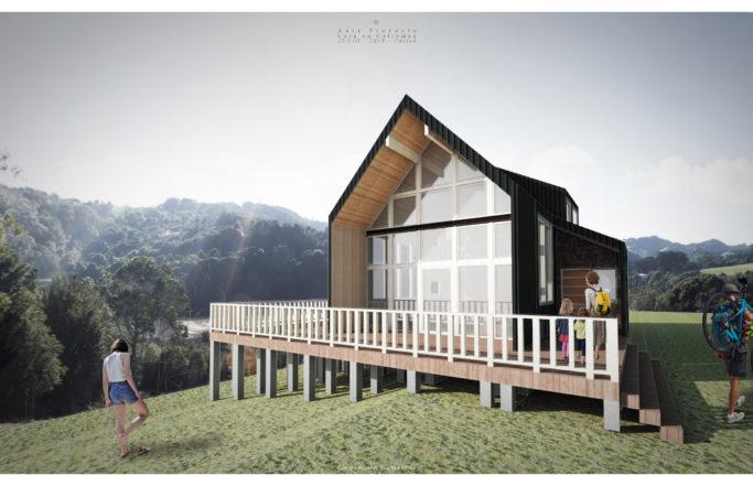 Ante Proyecto: Casa en Catruman