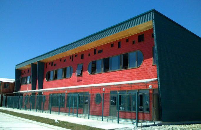 Sala Cuna y Jardín Infantil Lankullen | Castro, Chiloé, Chile