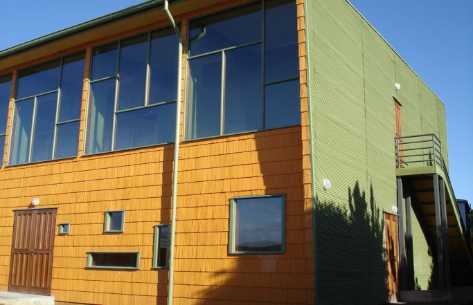 Sala Cuna y Jardín Infantil San Alberto de Qellón | Chiloé, Chile