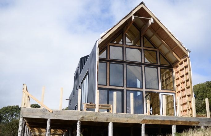 Casa Catruman | Península de Lacuy, Chiloé, Chile