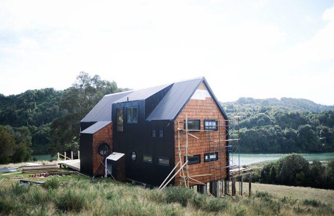 Casa en Catruman | Ancud, Chiloé, Chile