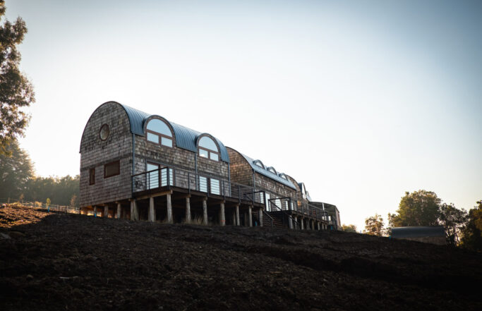 Casa Abovedada | Nercón, Chiloé, Chile