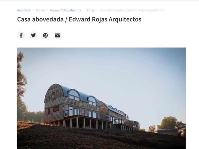 Casa abovedada – Plataforma Arquitectura